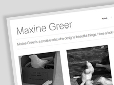 Maxine Greer Design & Artwork