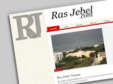 Ras Jebel Community Website